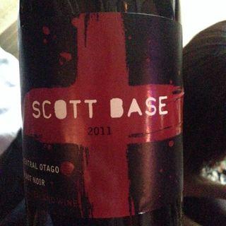 Scott Base Central Otago Pinot Noir