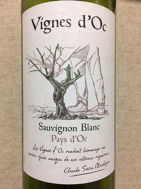 Vignes d'Oc Sauvignon Blanc