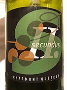 Gschwind Secundus Charmont Quercus(2016)