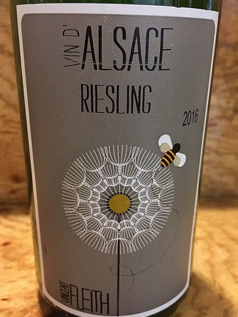 Vincent Fleith Riesling