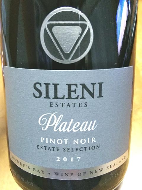 Sileni Plateau Pinot Noir