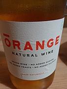 Cramele Recaș Orange Natural Wine(2019)