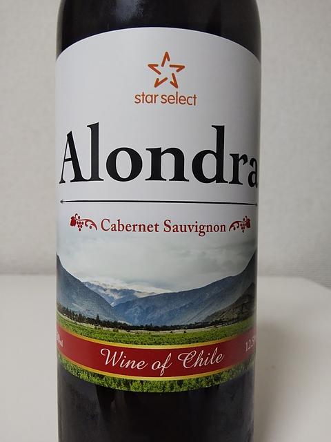 Alondra Cabernet Sauvignon