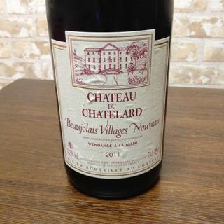 Ch. du Chatelard Beaujolais Villages Nouveau Vendange A La Mai