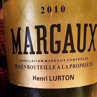 Henri Lurton Margaux