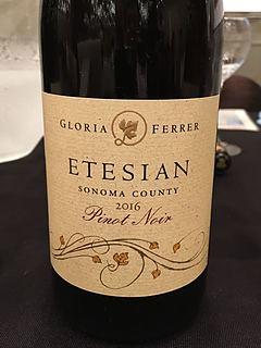 Gloria Ferrer Etesian Pinot Noir