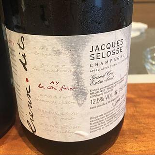 Jacques Selosse Lieux Dits Aÿ La Cote Faron