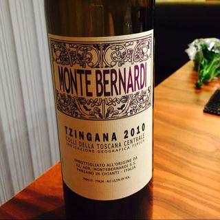 Monte Bernardi Tzingana(モンテ・ベルナルディ ツィンガナ)