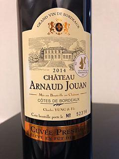 Ch. Arnaud Jouan Cuvée Prestige