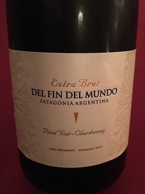 Del Fin del Mundo Pinot Noir Chardonnay Extra Brut
