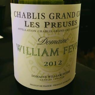 Dom. William Fèvre Chablis Grand Cru Les Preuses