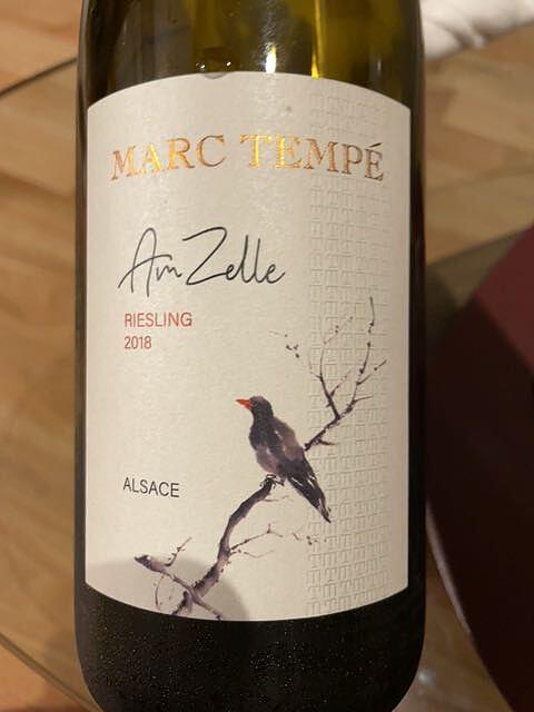 Marc Tempé AmZelle Riesling(マルク・テンペ)