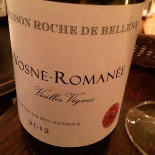 Maison Roche de Bellene Vosne Romanée Vieilles Vignes