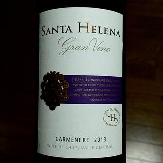 Santa Helena Gran Vino Carmenére