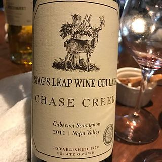 Stag's Leap Wine Cellars Chase Creek Cabernet Sauvignon