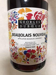 Georges Duboeuf Beaujolais Nouveau