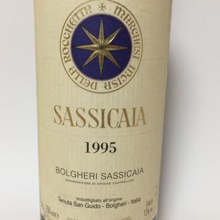 Sassicaia(サッシカイア)