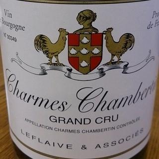 Leflaive & Associes Charmes Chambertin Grand Cru