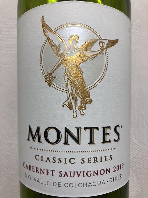 Montes Classic Series Cabernet Sauvignon(モンテス クラシック・シリーズ カベルネ・ソーヴィニヨン)