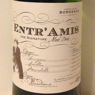 Entr'Amis Bordeaux Blanc