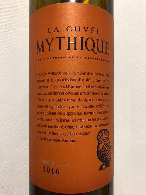 La Cuvée Mythique Rouge
