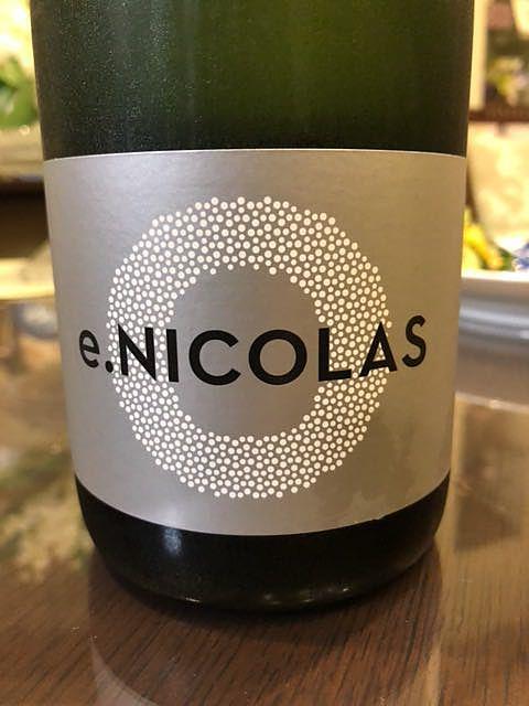 Champagne E. Nicolas Brut