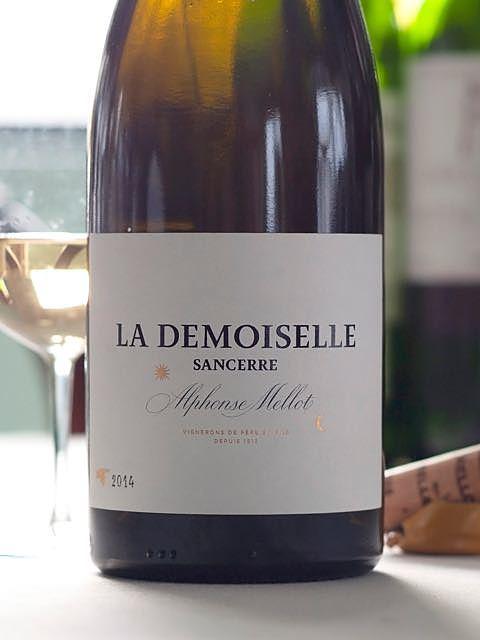 Alphonse Mellot Sancerre La Demoiselle Blanc(アルフォンス・メロ サンセール ラ・ドモワゼル ブラン)