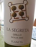 プラネタ ラ・セグレタ グリッロ(2019)