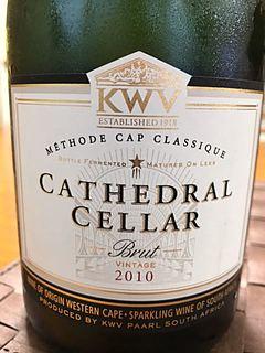 KWV Cathedral Cellar Brut