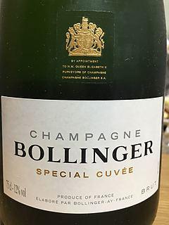 Bollinger Special Cuvée(ボランジェ スペシャル・キュヴェ)