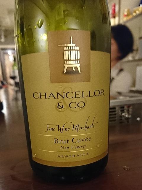 Chancellor & Co Brut Cuvée(チャンセラー ブリュット・キュヴェ)