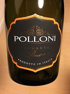 Polloni Spumante Brut(ポローニ スプマンテ・ブリュット)