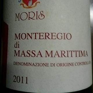 Moris Montereggio di Massa Marittima Rosso