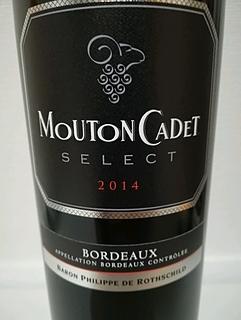Mouton Cadet Select Rouge