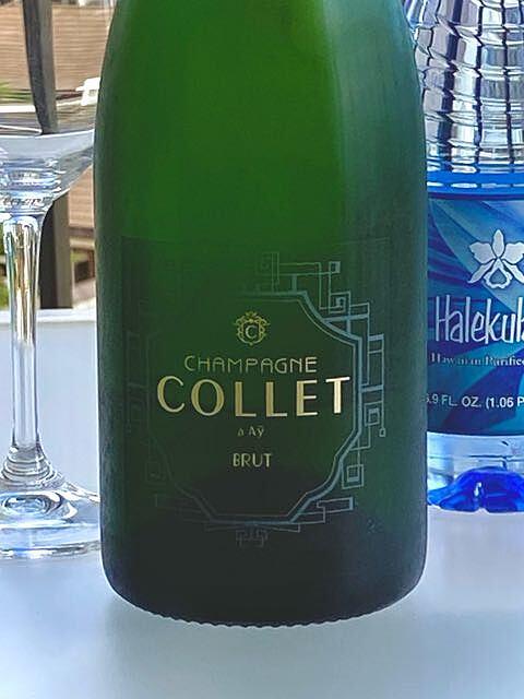 Champagne Collet Brut(シャンパーニュ・コレ ブリュット)