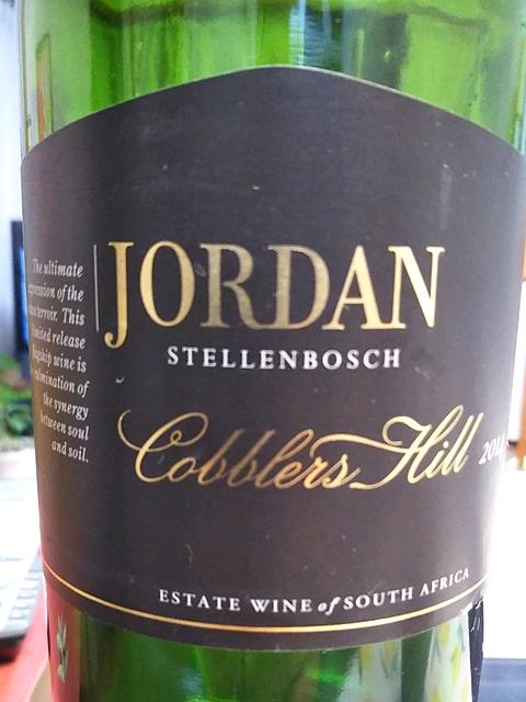 Jordan Cobblers Hill 2014