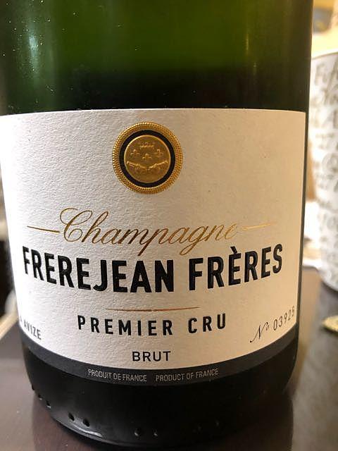 Frerejean Frères Brut 1er Cru