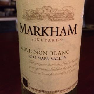 Markham Vineyards Sauvignon Blanc(マーカム・ヴィンヤーズ ソーヴィニヨン・ブラン)