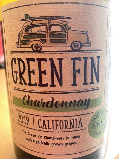 Green Fin Chardonnay(グリーン・フィン シャルドネ)