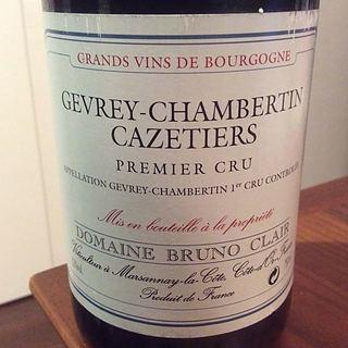 Dom. Bruno Clair Gevrey Chambertin 1er Cru Les Cazetiers
