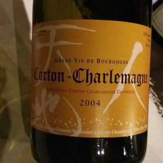 Lou Dumont Corton Charlemagne Grand Cru
