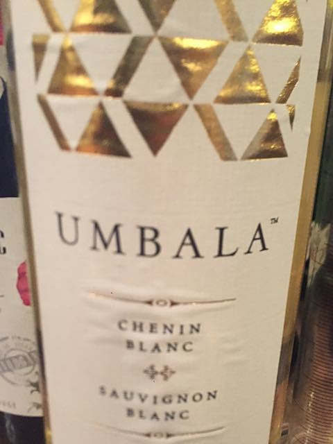 Umbala Chenin Blanc Sauvignon Blanc