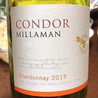 Millaman Condor Cardonnay(ミラマン コンドール シャルドネ)