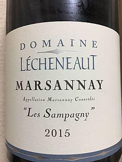 Dom. Lécheneaut Marsannay Les Sampagny(ドメーヌ・レシュノー マルサネ レ・サンパニー)