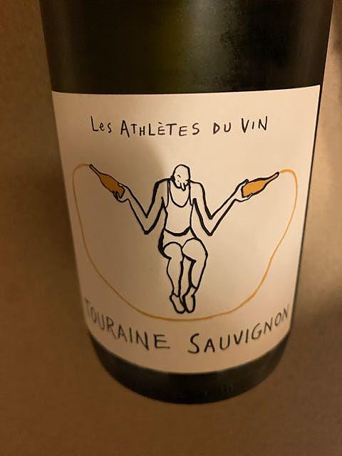 Les Athlètes du Vin Touraine Sauvignon
