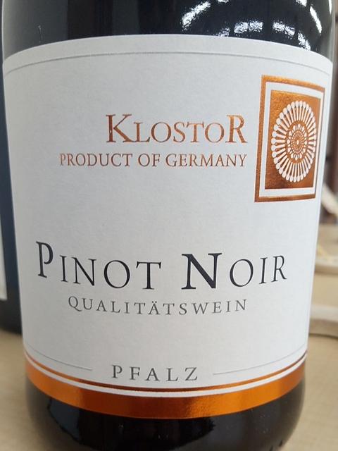 Klostor Pinot Noir