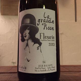 Julie Balagny Fleurie La Grande Rose