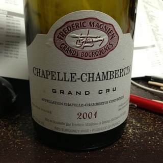 Frédéric Magnien Chapelle Chambertin Grand Cru