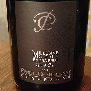 Penet Chardonnet Grand Cru Extra Brut Millésime
