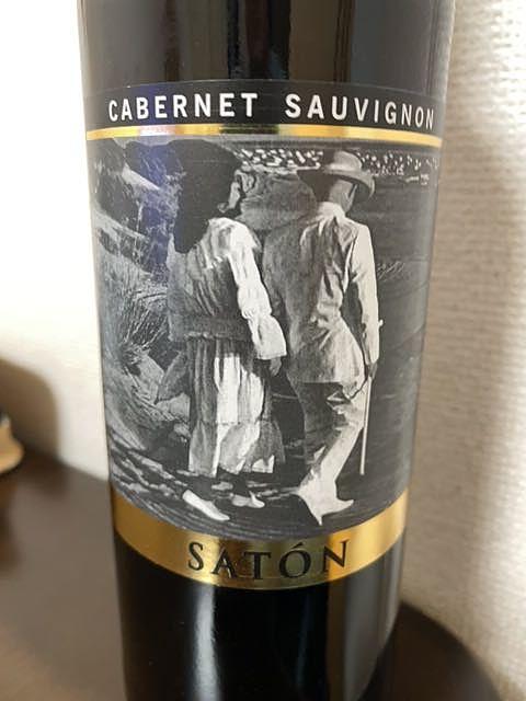 Satón Cabernet Sauvignon(サトン カベルネ・ソーヴィニヨン)